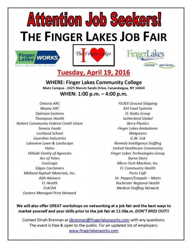 FLX Job Fair